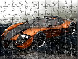 G8 Car Jigsaw