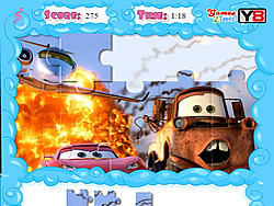 Jolly Jigsaw – Cars 2