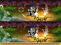 Knight's Quest Difference