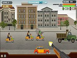 Mafia Shootout