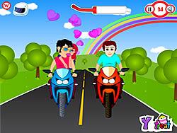 Riding On Kiss
