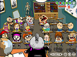 School Madness Game