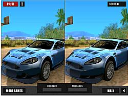 Aston Martin Differences