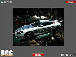 Aston Martin Jigsaw