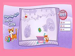 Soda Pop Girls – Kitty Cat Catch Game