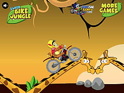 Super Bike Jungle