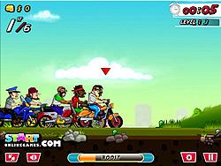 Urban Bike Race