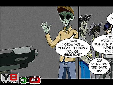 Zombie Society 3