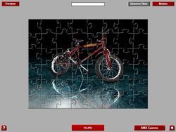 BMX Jigsaw