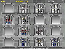 Catch -a- thief Memory Game