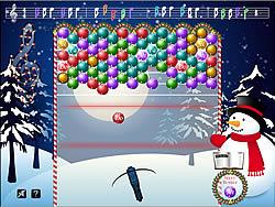 Christmas BubbleJam