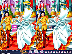 Cinderella 10 Differences